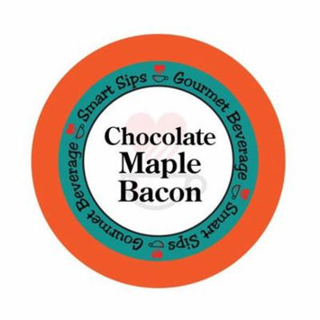 Chocolate Maple Bacon Flavored Coffee, 24 Count for Keurig K-Cup Machines