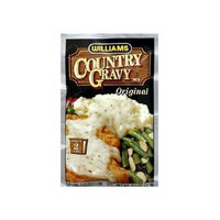 Williams Original Country Gravy Mix - Buy Twelve And Save Each Package Is 2.5 Oz (Pack Of 12)