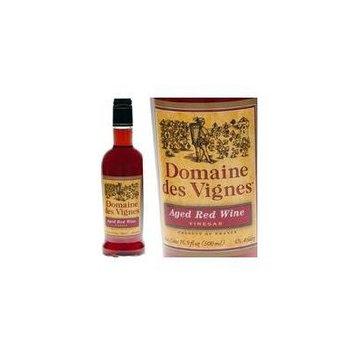 Vinegar Wine Red 16.9 OZ (Pack Of 6)