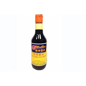 Gold Label Soy Sauce - 20.3fl Oz (Pack of 3)