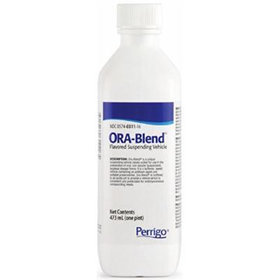 Ora-Blend Flavoring, 473 ml per bottle (3 Bottles)