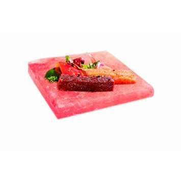 Himalayan Chef Natural Crystal Salt cooking plate.Natural Himalayan Crystal Salt cooking plate Made From Delicious all Natural Rock Salt.