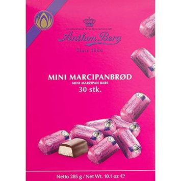 Anthon Berg Mini Marcipanbrød 30 Pieces (285g)