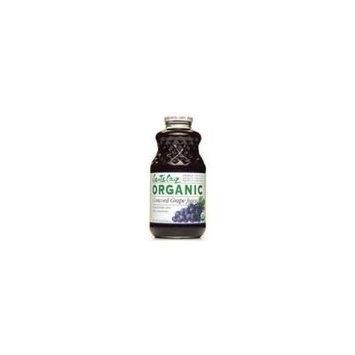 Santa Cruz Organic Concord Grape Juice (Pack of 6) - Pack Of 6