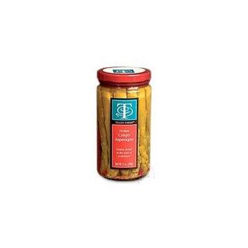 Tillen Farms - Crispy Pickled Asparagus - 12 oz (Pack of 6)