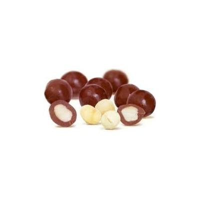 Chocolate Covered Macadamia by Its Delish (Dark Chocolate, 1 lb)