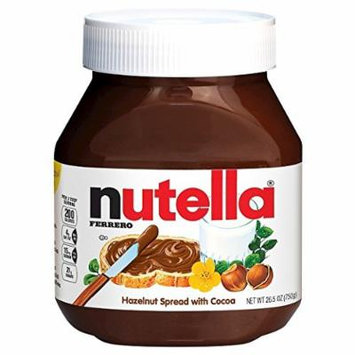 Nutella Hazelnut Spread 26.5 oz (Pack of 1)