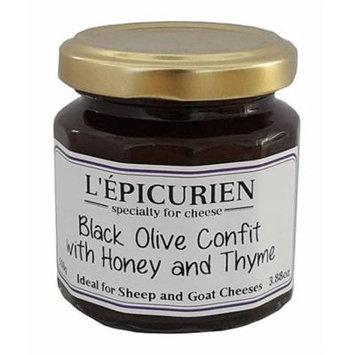 Epicurien Olive, Honey and Thyme Confit 3.88 Oz