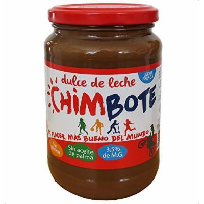 Chimbote - Dulce de Leche - Brotaufstrich 430 gr. Milchcreme mit Karamellgeschmack