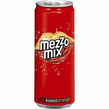 German Mezzo Mix Drink 24 X 0,33l Cans