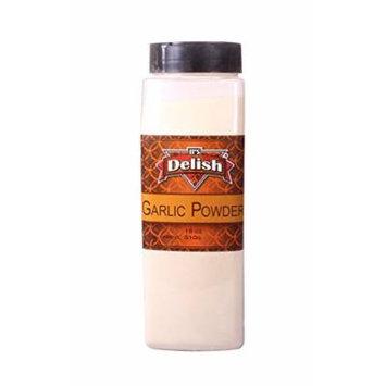 Garlic Powder by Its Delish 18 Oz. Large Jar