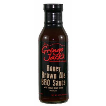 Gingo Jack's Honey Brown Ale BBQ Sauce