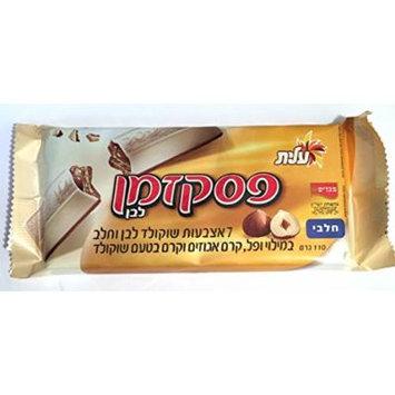 Elite Pesek Zman Classic White & Milk Chocolate 3.9 Oz - Pack of 3