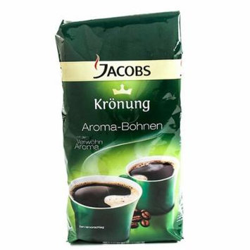 Jacobs Kronung Whole Bean Coffee - 500g (1.1 pound)
