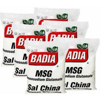 MSG Monosodium Glutamate by Badia. 16 oz Pack of 6