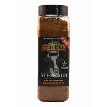 JB's Fat Boy Steak Rub, 24 oz