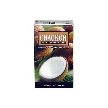 Chaokoh 100% Pure Coconut Milk 8.5oz Pack of 12