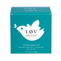 Exotic Fruit Tea 20 Muslin Tea Bags