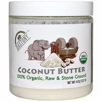 Dastony, Coconut Butter, 100% Organic, 8 oz
