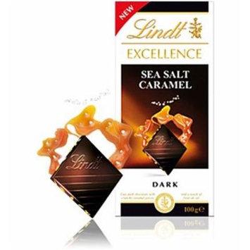 Lindt Excellence Salted Caramel 100g x 10