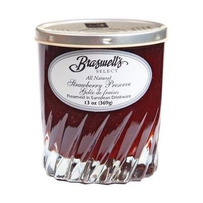 Braswell's Strawberry Preserve 13oz (Pack of 2)