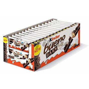 Kinder Bueno, CASE, 43 g x 30 bars, chocolate bueno (Kinder bueno Dark, 30 Pcs)