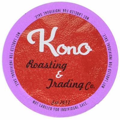 Kona Bean Co. 100% Oragnic Medium Full Roast Kona Coffee K-cups(18-CT) 5.78oz (162g)