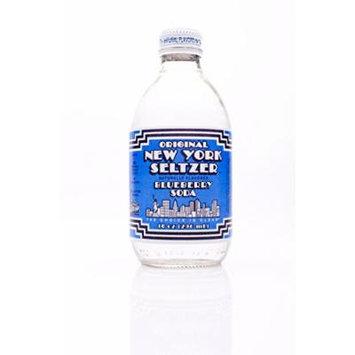 Original New York Seltzer (Blueberry) 12-pack