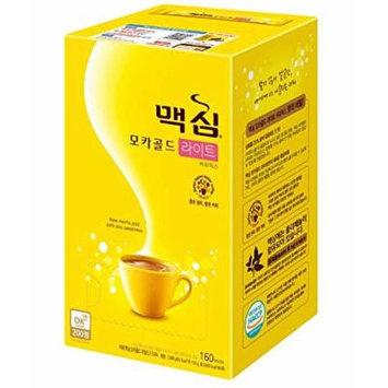 Maxim South Korean Instant Coffee 160 sticks (Mocha Gold)