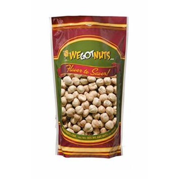 Bulk Raw Blanched Hazelnuts/filberts 1 Pound - We Got Nuts