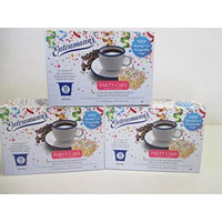 Entenmann's Party Cake Coffee K-Cups 3 10 cup boxes