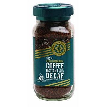 Giraldo Farms 100% DECAF Colombian Coffee Instant Freeze-dried 3.52oz.