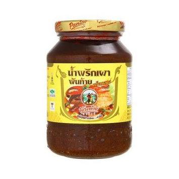 PANTAI NORASINGH Roasted Chili Paste Medium Hot 114 g.