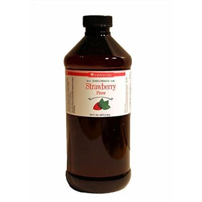 LorAnn Super Strength Strawberry Flavor, 16 Ounce