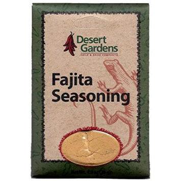 Desert Gardens Fajita Seasoning (Pack of 4)