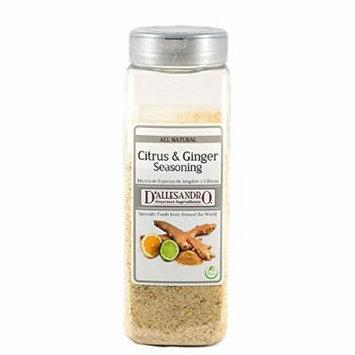 Citrus & Ginger Spice Blend, 18 Oz