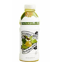 Herbal Mist 100% Natural Tea Made with Yerba Mate (Green with Honey)