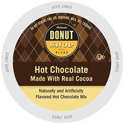 Donut Shop Hot Chocolate K-Cups 2 pack 48 total servings