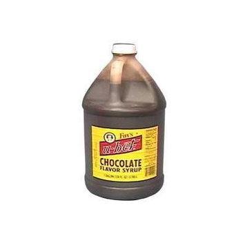 U-Bet Chocolate Flavor Syrup 1 Gal (2 Pack)