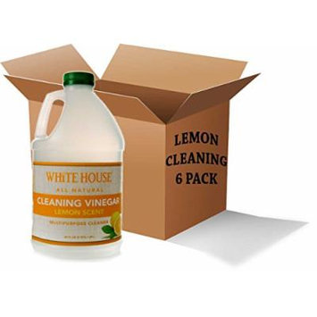 White House Foods® Cleaning Vinegar (6 units) Lemon Scent)
