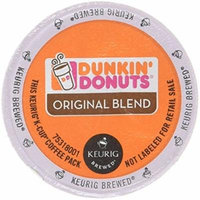 Dunkin Donuts Original Flavor Coffee K-Cups For Keurig K Cup Brewers (192 Count)