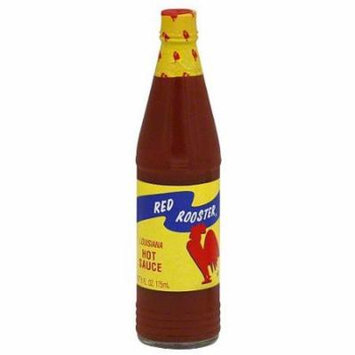 Red Rooster Louisiana Hot Sauce 6 fl.oz (175ml) Pack of 6