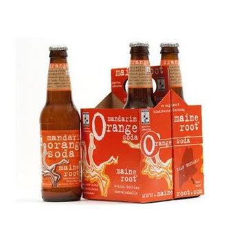 Maine Root Manderine and Orange (12 Bottles)