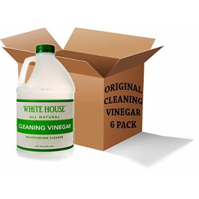 White House Foods® Cleaning Vinegar (6 units) Original Scent)