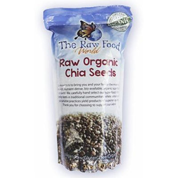 Organic Chia Seeds, 4 Pounds
