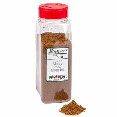 Regal Spice Ground Mace 1 Bottle of 16 Oz