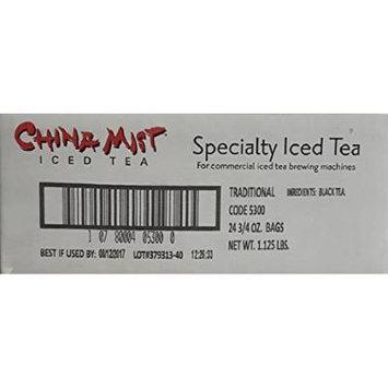 China Mist, Black Traditional Loose Tea Bags, 24 - 3/4 oz