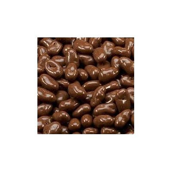 Gourmet Chocolate Covered Raisins by Its Delish (Dark Chocolate, ten pounds)
