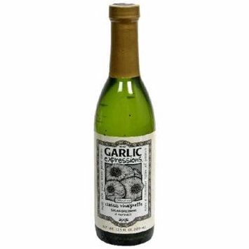 Garlic Expressions Classic Vinaigrette Salad Dressing 12.5 OZ (Pack of 2)