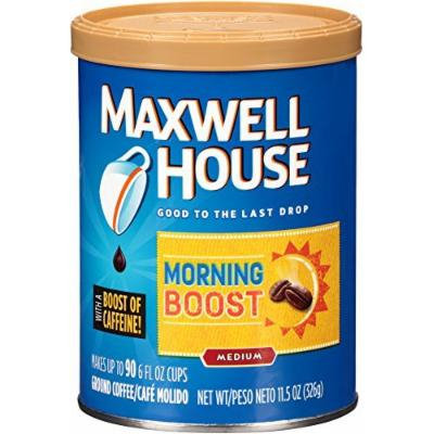 Maxwell House Morning Boost Ground, 11.5 oz 3 Pack